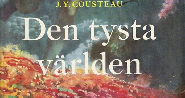 Costeau_den_tysta_världen Bok