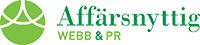 hemsida wordpress affärsnyttig webb & pr