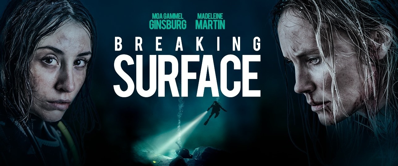 Breaking Surface Film